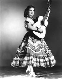 Lydia Mendoza